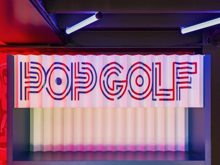 Popgolf, Boxpark Wembley